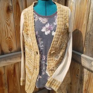 BKE cardigan sweater